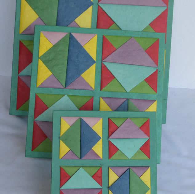 Boxes Oregami