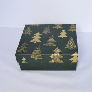 Box Tree Desgin Dark Green