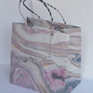 Bag marble small