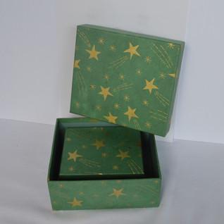 Boxes Shooting Star Green