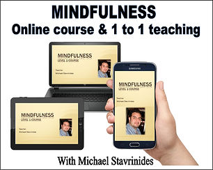 Mindfulness Course and Teaching - with M
