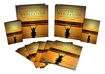 Mindful Meditation Mastery Online Course