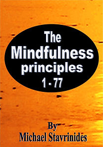 The Mindfulness Principles book By Micha
