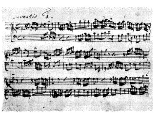Life as a Bach Invention
