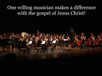 One Musician Makes a Difference!