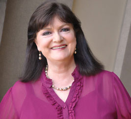Constance Fee is an opera singer and Director of Vocal Studies at Robert Wesleyan College