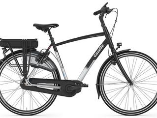 Gazelle E-bikes tijdelijk met € 150 cashback.