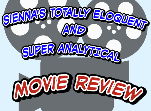 Sienna's Totally Eloquent and Super Analytical Movie Review: The Big Year