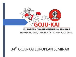 34º Seminário Europeu Hungria