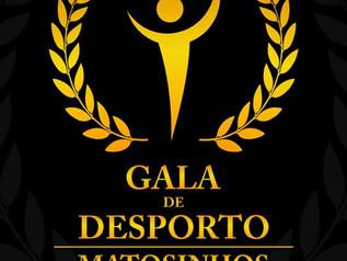 Gala do desporto Matosinhos 2016