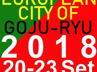 Campeonatos Europeus de Karate Goju-Ryu