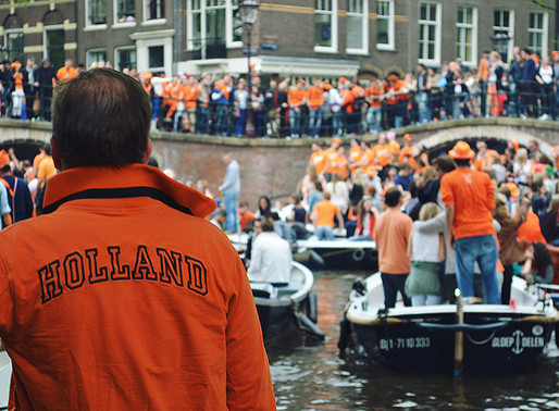 A Guide to Dutch Holidays (and why you shouldn't blast music through open windows at 8pm on May 4th)