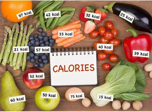 Calories & Energy Balance