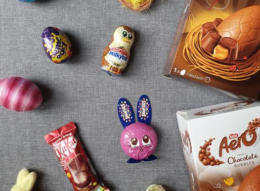 Easter Egg Treat