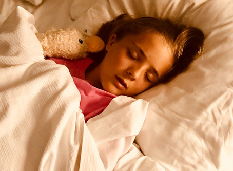The importance of sleep during adolescence