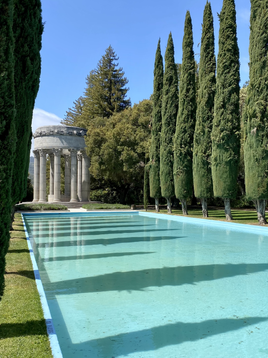 Fun things to do in the Bay Area: The Pulgas Water Temple