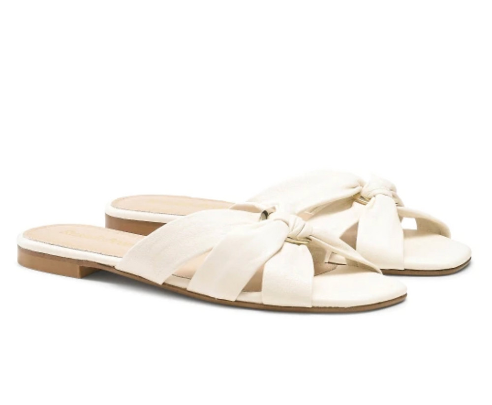 Russell & Bromley leather sandals