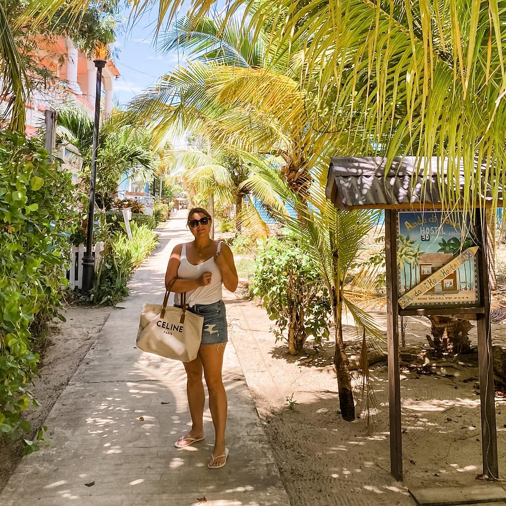 Explore Placencia in Belize with Rosanna Stevens