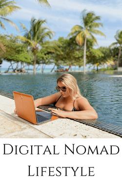 Digital Nomad lifestyle blog posts by Rosanna Stevens