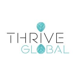 Thrive Global article written by Rosanna Stevens