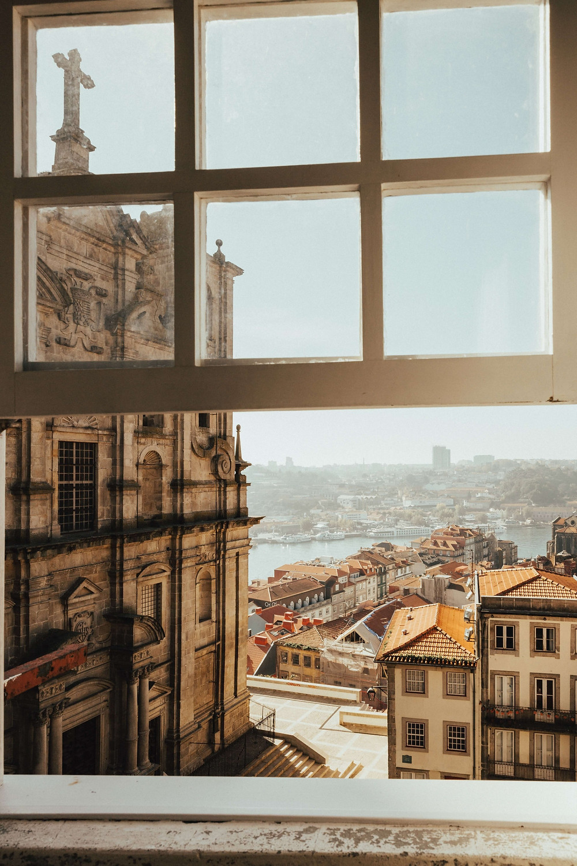 Porto City in Northern Portugal