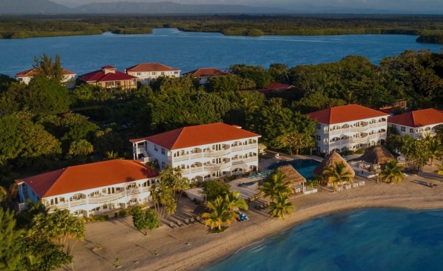 Umaya Resort in Placencia, Belize