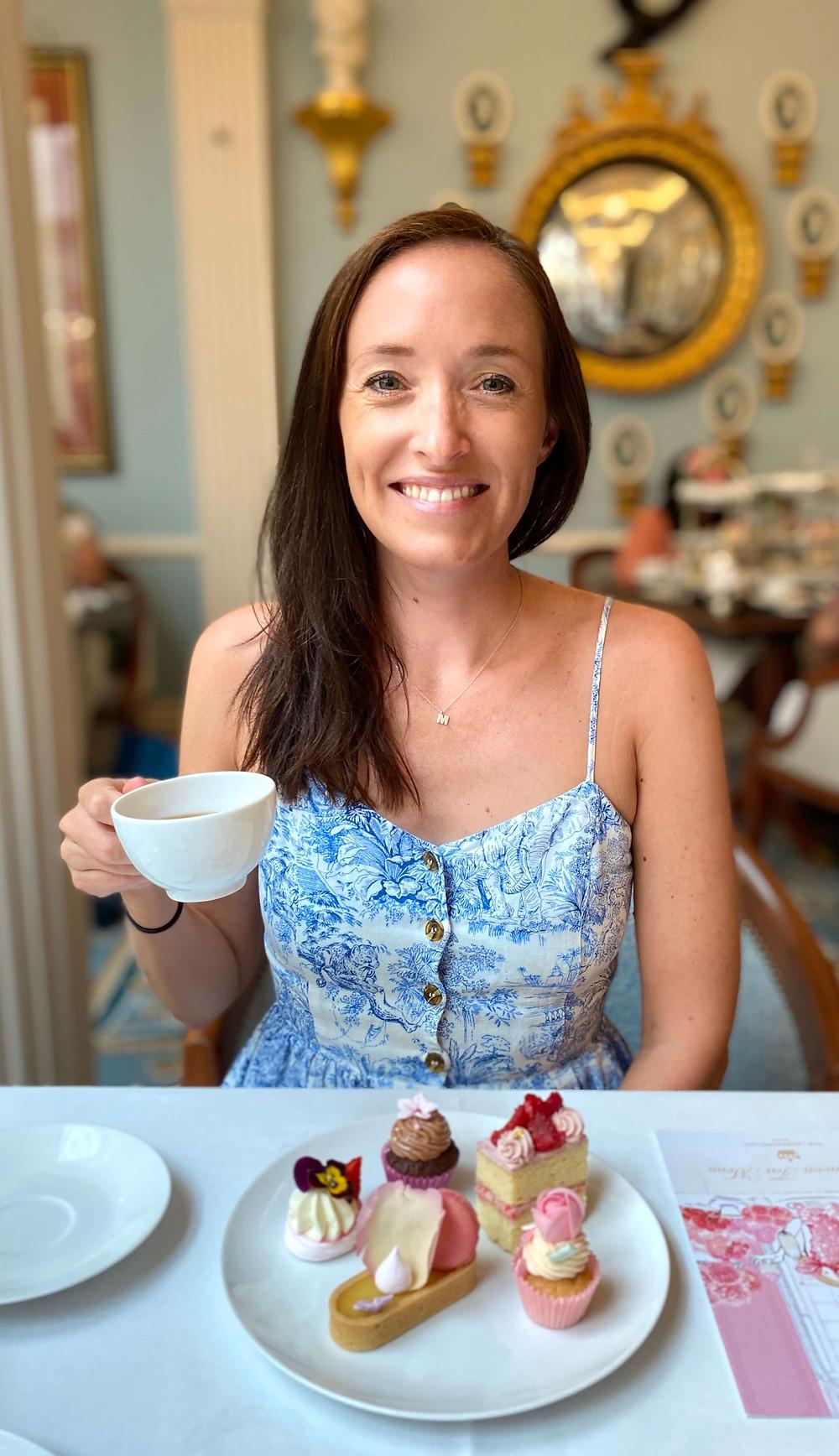Marisa Davies - Tea From Above