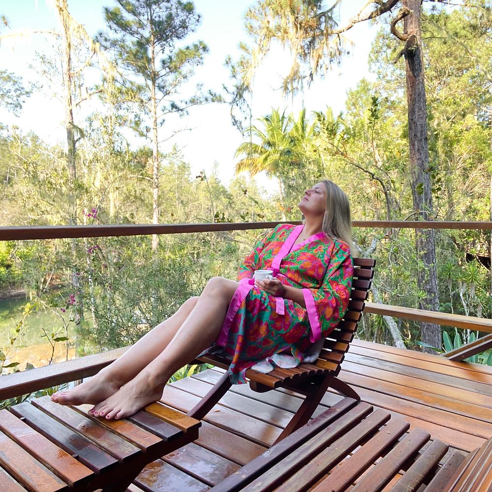 Blogger Rosanna Stevens