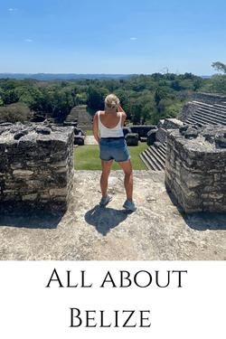 Belize and Central America blog posts by Rosanna Stevens