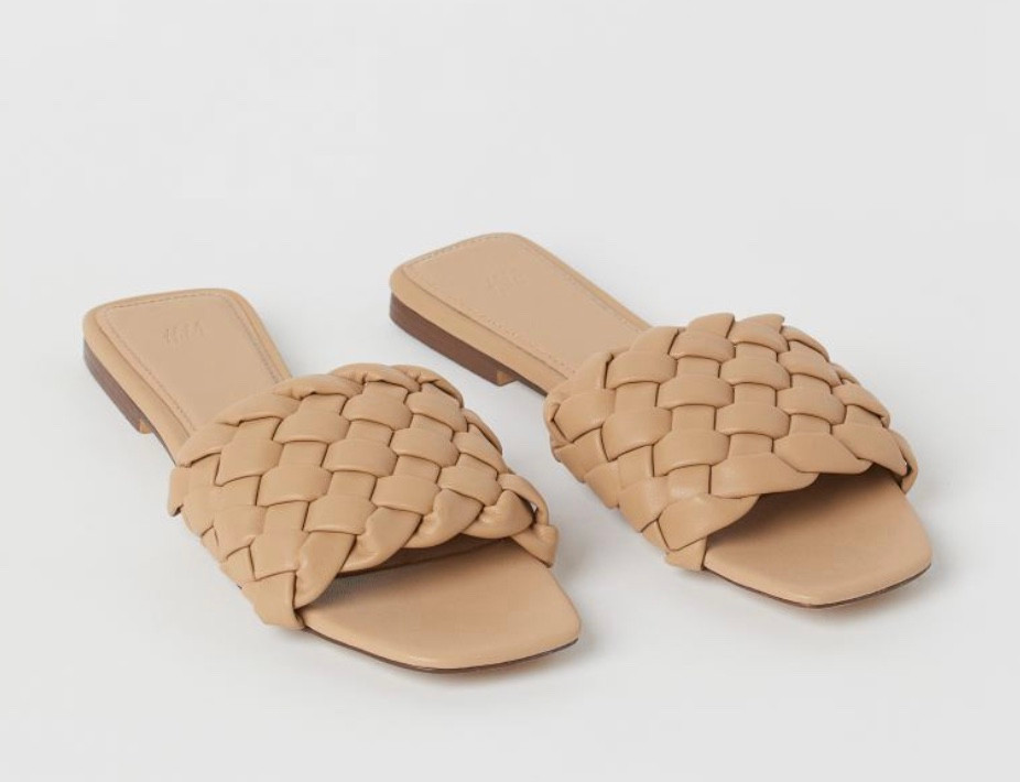 H&M summer sandals