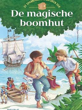 Lees- of voorleesboek waarin kinderen heerlijk kunnen wegdromen.