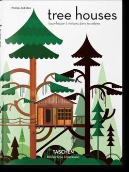 Een Tasschen wereldreis langs 50 extreem inventieve boomhutten.