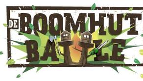 Vanaf 12 januari op Zapp NPO3: De Boomhut Battle