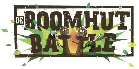 logo De Boomhut Battle