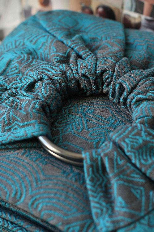 Ring sling Joséphine B. Entre Terre & Mer