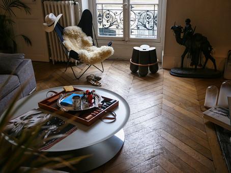 LA CHANCE IN PARISIAN FLATS