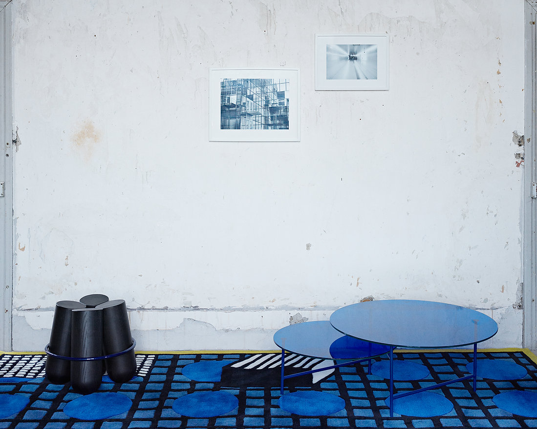 Table Salute Sebastian Herkner La Chance