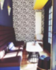 La Chance interiors, Café Moco