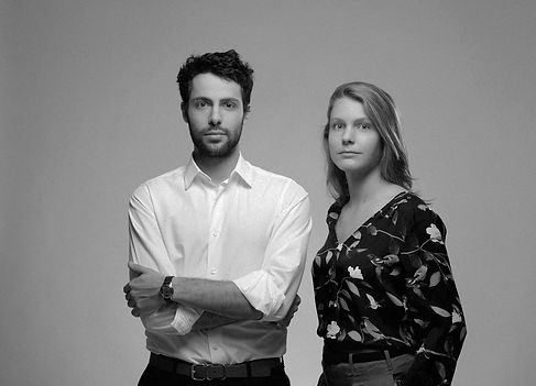 Louise Bregeut and Jean-Baptiste Souletie