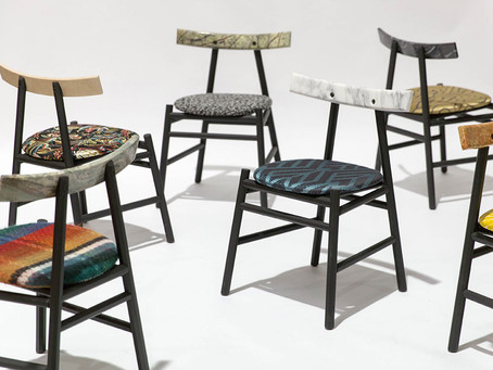 THE MATERIAL CHAIRS