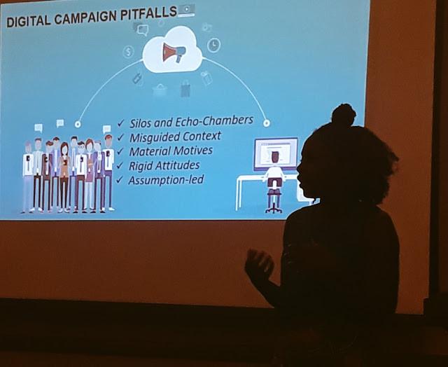 Digital Campaign Pitfalls Esther Mwema