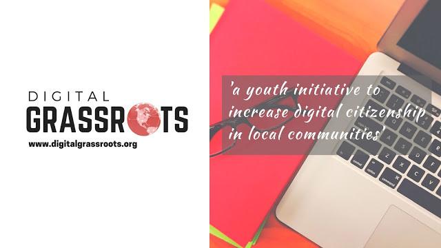 Digital Grassroots President Esther Mwema