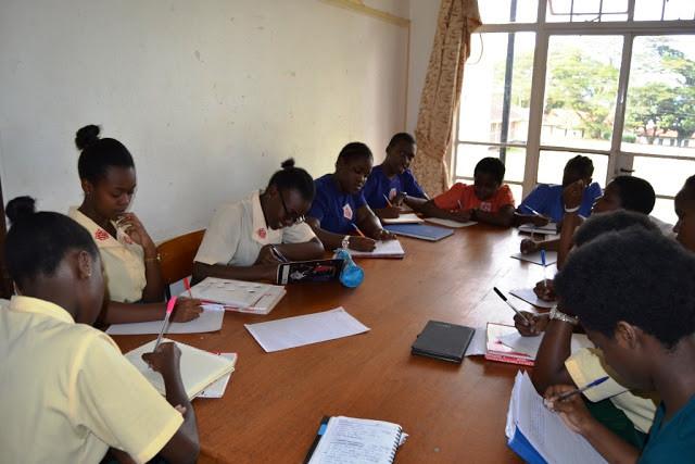 Uganda Women Writers activity