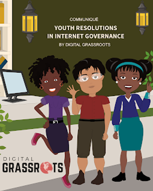 Digital Grassroots Communique on youth r
