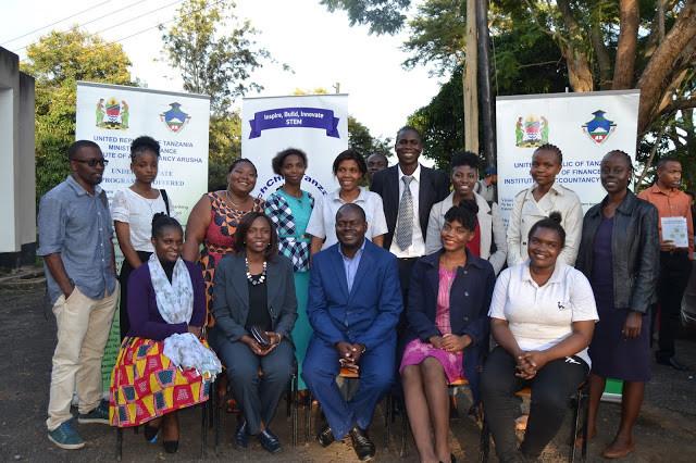 First Arusha Women School of Internet Governance