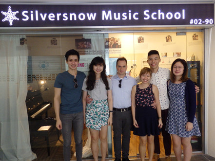 Masterclass with Italian Concert Pianist & Professor