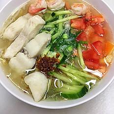 13. Basa Fish and Shrimp Soup