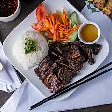 "32. Korean Style BBQ Beef ""Bulgogi"""