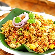 33. Beef, Chicken or BBQ Pork Fried Rice