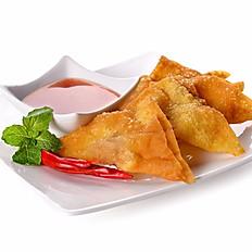 2. Deep Fried Wontons (8)